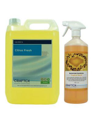 Bactericidal Deodoriser