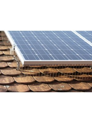Solar-guard on roof