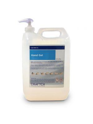 70% Hand Sanitiser Gel - 5L