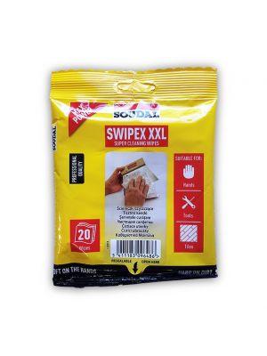 Hand Wipes handy Pack (pk20)