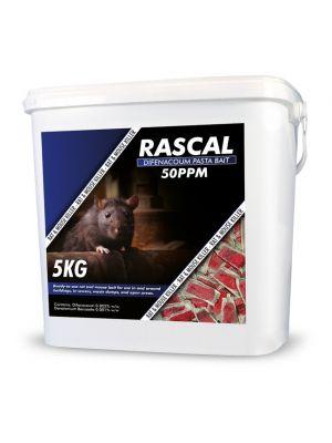 Rascal Difenacoum Pasta Bait 5kg