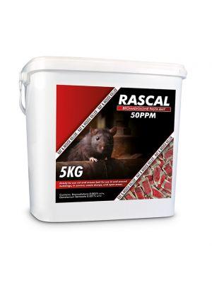 Rascal Bromadiolone Pasta Bait 5kg