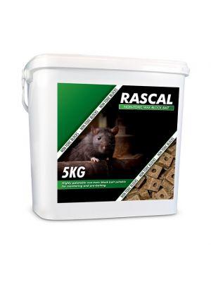 Rascal Non-Toxic Wax Block 5kg Tub
