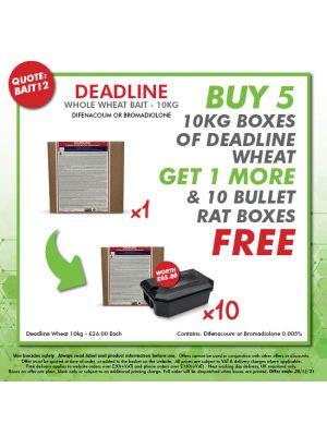 Buy 20 Vanguards - Get 5kg Muribrom Fresh Bait FREE